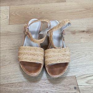 Stuart Weitzman Barbados Wedge sandal